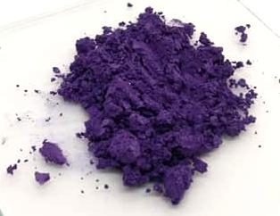 Polvere Mica 001 Viola, ombretto o fard