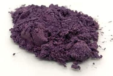 Polvere Mica 002 Viola, ombretto o fard