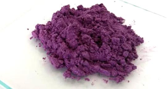Polvere Mica 003 Viola, ombretto o fard