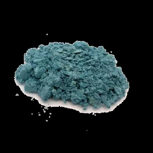 Polvere Mica 010 blu ghiaccio, ombretto o fard