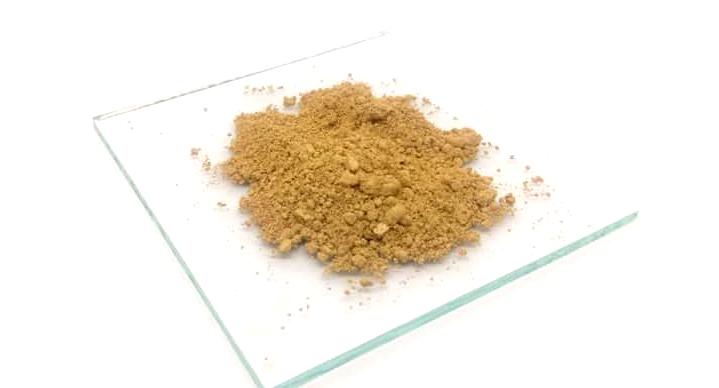 Mini fondotinta minerale pelle Olivastra Stelassa