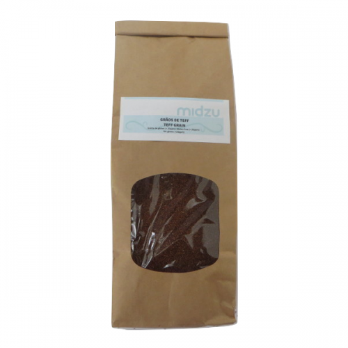 Grani di Teff Senza Glutine della Midzu 500g