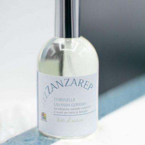 Zanzarep spray contro zanzare naturale Olfattiva 115 ml