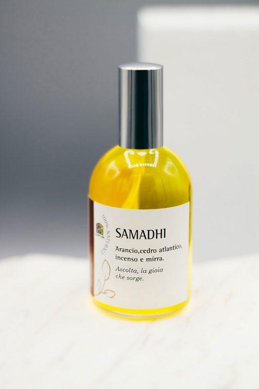 Samadhi. Olfattiva, profumo naturale miscela sinergica 115 ml
