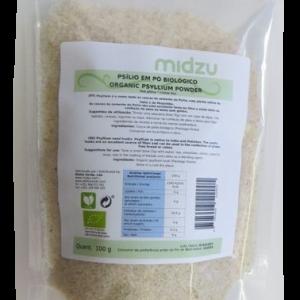 Psyllium Biologico Midzu - 100 grammi