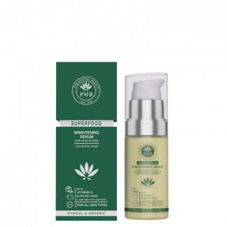 Linea Superfood della PHB Ethical Beauty