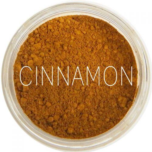 Mini Fondotinta Minerale Polvere Libera PHB + SPF30, tonalità Cinnamon