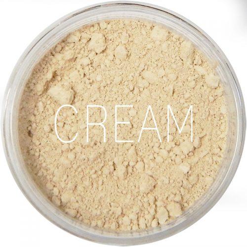 Mini Fondotinta Minerale Polvere Libera PHB + SPF30, tonalità Cream