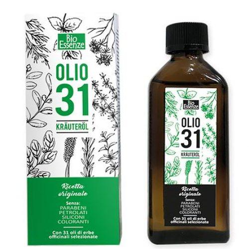Olio31 Krauterol 100 ml della BioEssenze
