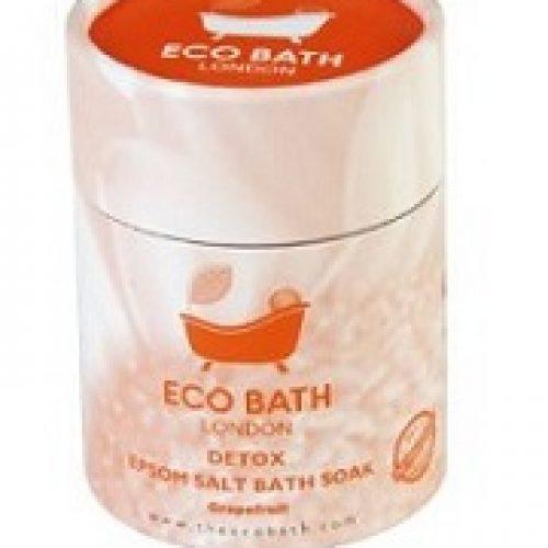 Sale Inglese Espom Disintossicante Pompelmo della Eco Bath