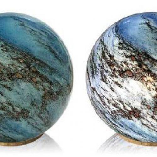 Diffusore a ultrasuoni Crystal Blu della Alcea