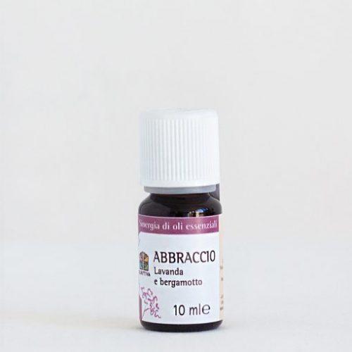 Abbraccio, sinergia di oli essenziali 10 ml della Olfattiva