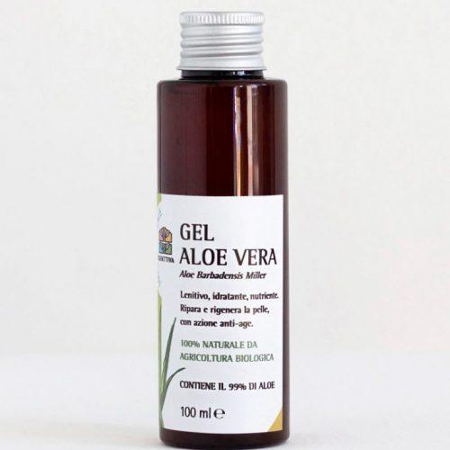 Gel Aloe Vera Biologico 100 ml della Olfattiva