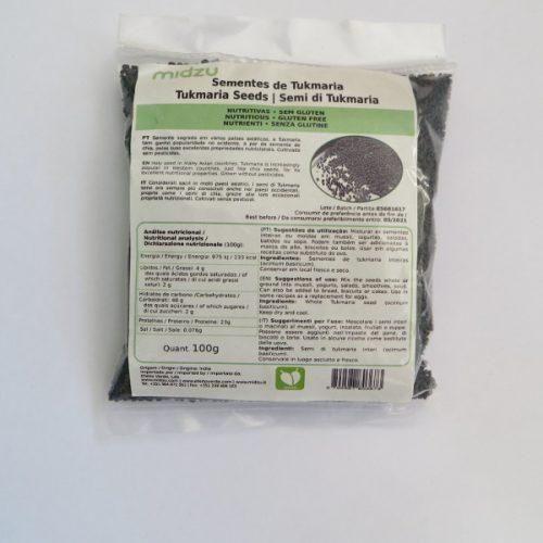 Semi di Tukmaria Senza Glutine della Midzu 100g