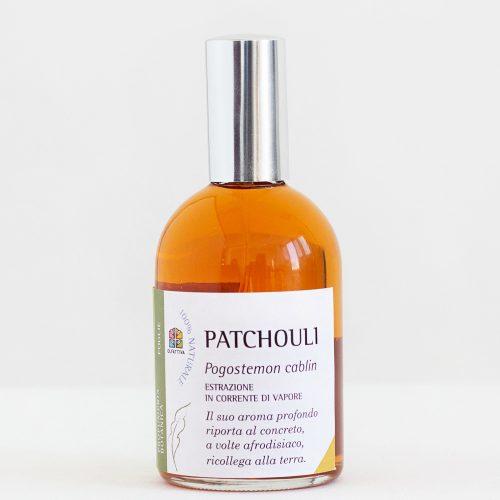 Profumo corpo 100% naturale Patchouli della Olfattiva 115ml