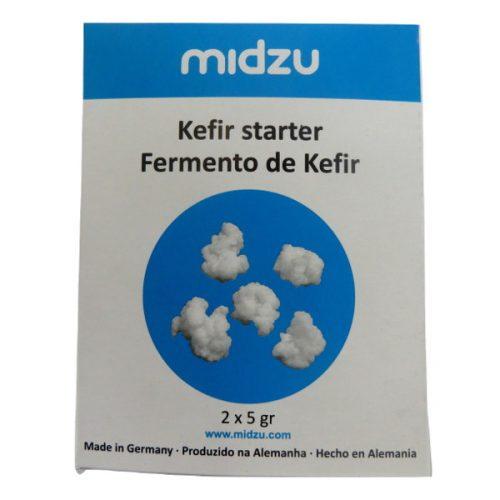Starter per kefir biologico Senza Glutine della Midzu 2 buste di 5g