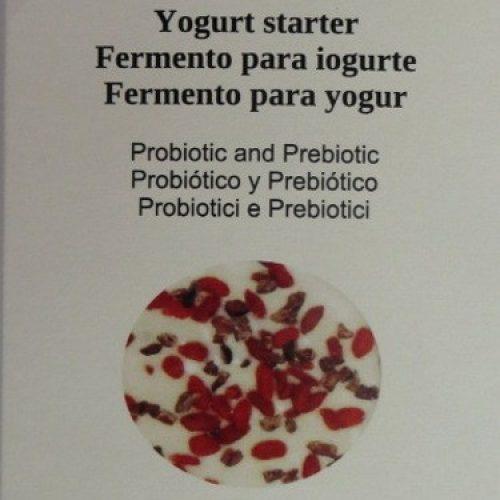 Starter per yogurt senza glutine della Midzu 5 gr