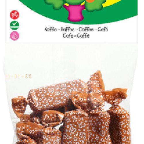 Caramelle Mou Biologiche al Caffè 75 g della Candy Tree