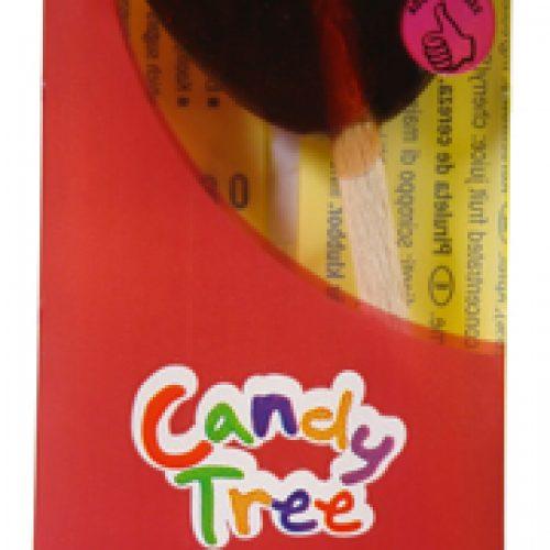 Lecca lecca biologico alle ciliegie 12 g della Candy Tree