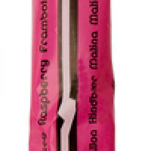 Bastoncino di Giraffa al gusto di Lampone Biologico 50 g della Candy Tree