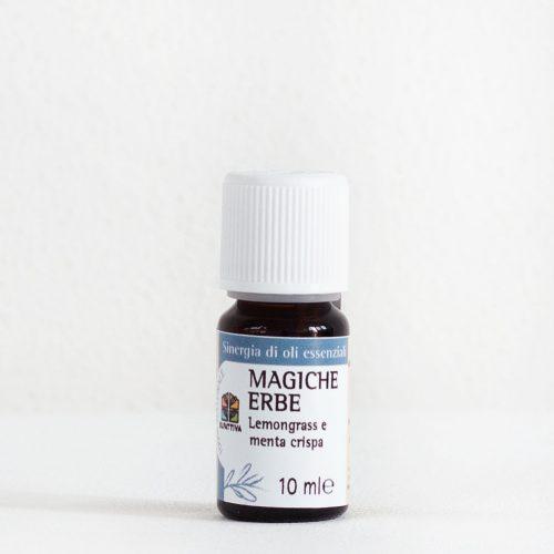 Magiche Erbe, sinergia di oli essenziali 10 ml della Olfattiva