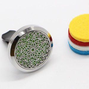 Clip'Arôme diffusore per la macchina Famiglia Verde